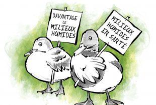 Militez pour la conservation