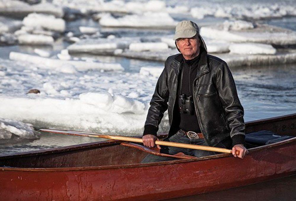 Vidéographe de la nature Brian Keating.