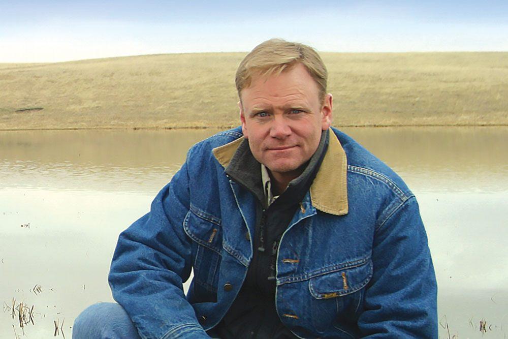 Jim Devries – chercheur scientifique, CIC