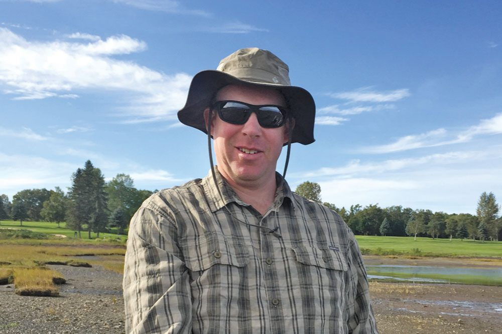 Nic McLellan – biologiste chercheur, CIC