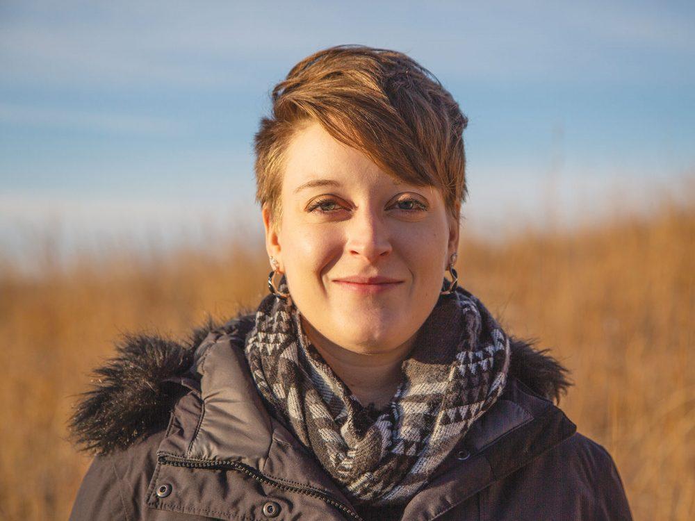 Paige Kowal – biologiste, CIC
