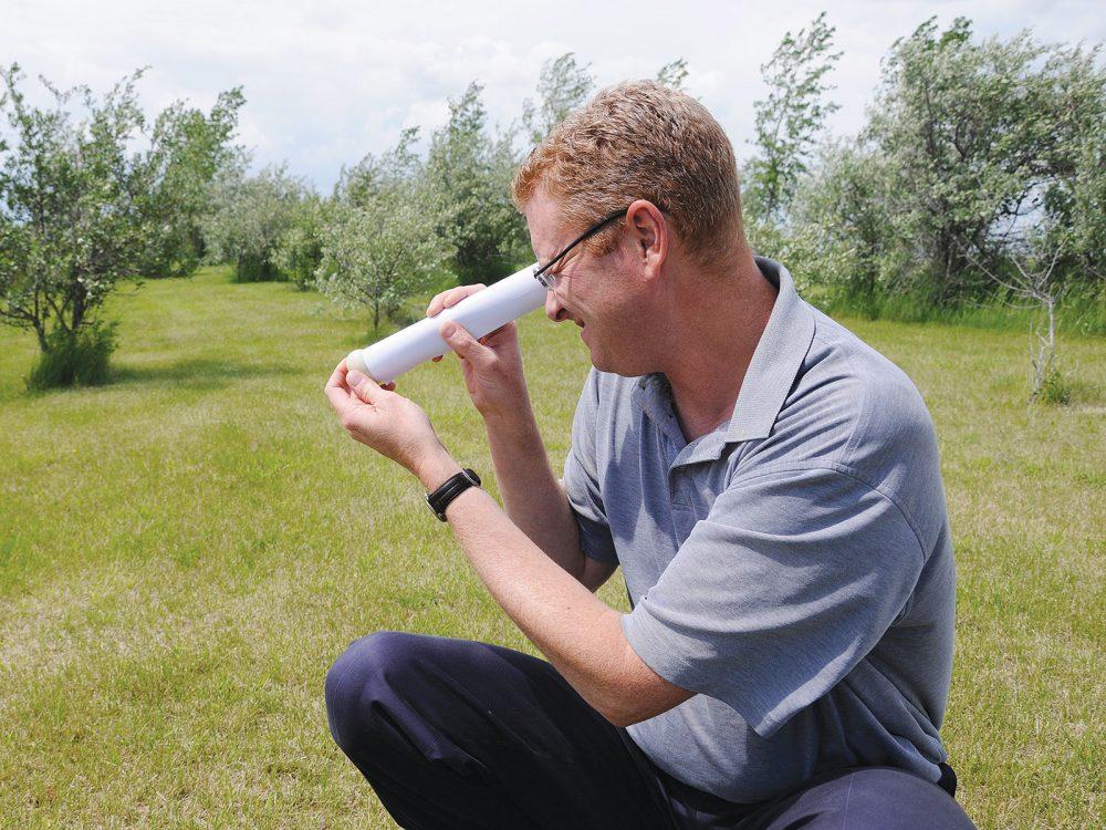 Scott Stephens – directeur des opérations régionales de la région des Prairies, CIC