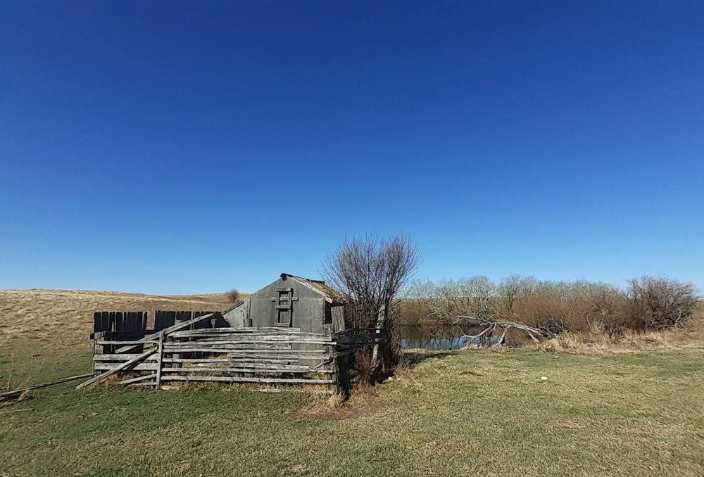 La famille Baker exploite cette terre agricole depuis quatre générations, soit 112ans.