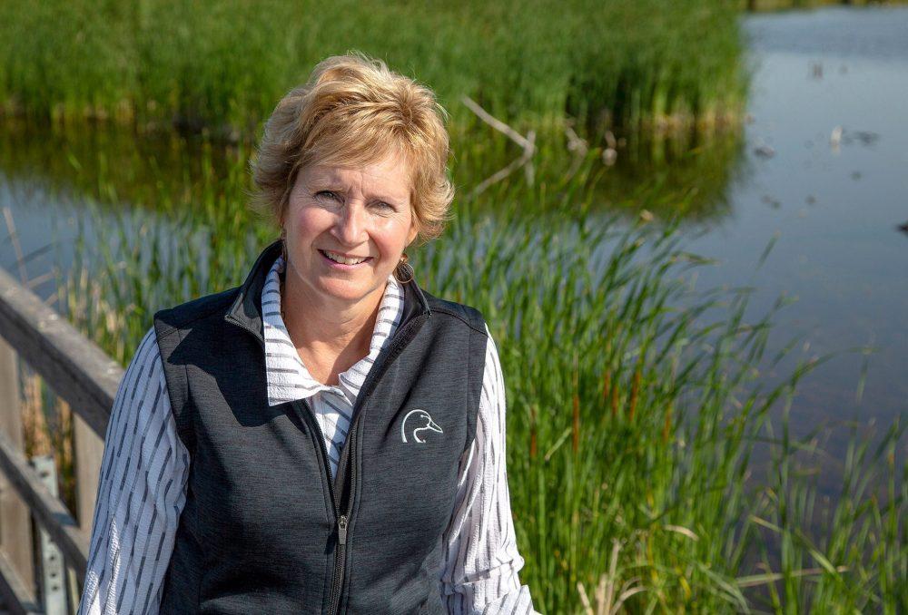 Karla Guyn est nommée présidente du conseil de la Sustainable Forestry Initiative
