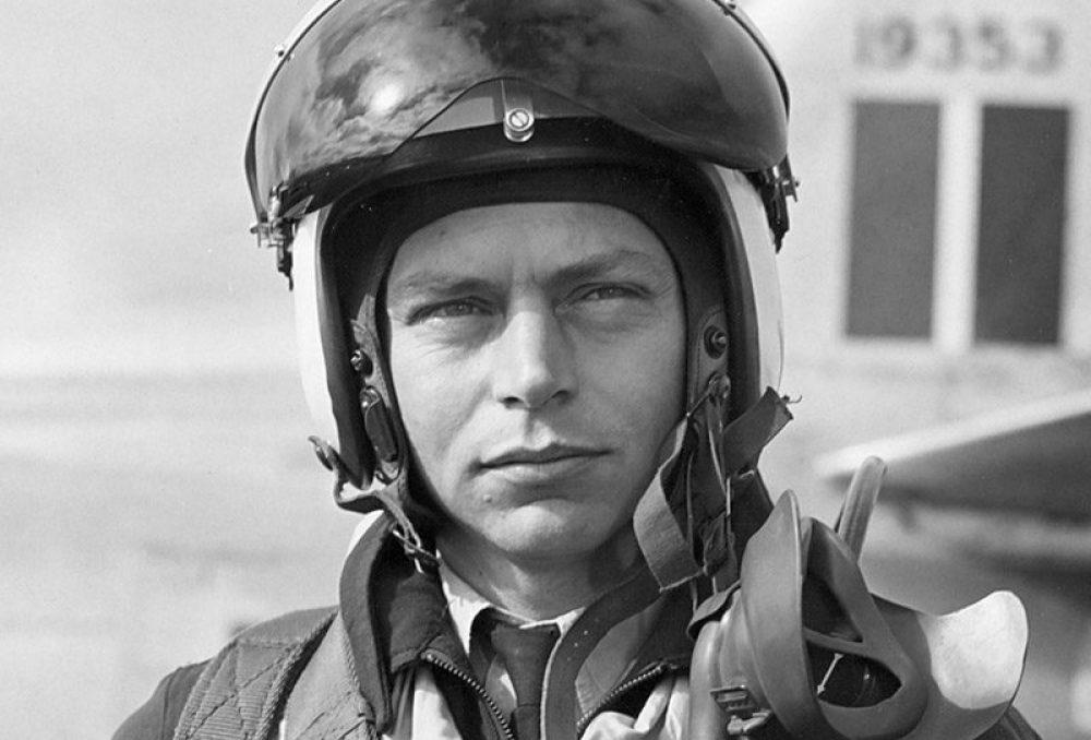 Stocky Edwards, WWII Pilote